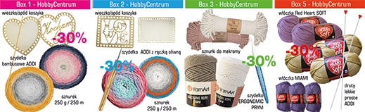 box hobbycentrum -30 %